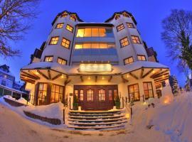 Hotel Liebesglück - Genießen zu zweit, Winterberg