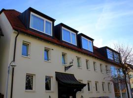 Hotel am Hirschgarten