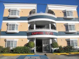 Capital Hotel, 加拉班
