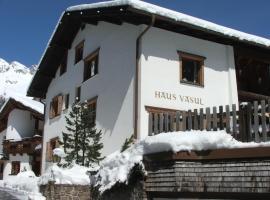 Haus Vasul, Sankt Anton am Arlberg