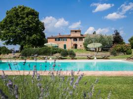 Villa Borgonuovo, Cortona