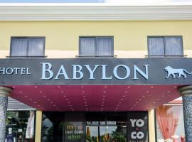 Hotel Babylon, Paramaribo