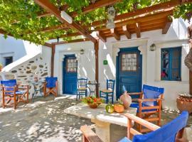 Venetiko Apartments, Naxos Chora