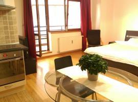 Cismigiu Apartament, Boekarest
