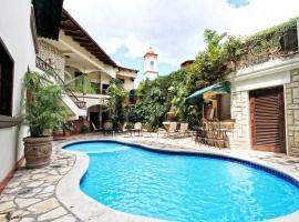 Hotel Plaza Copan, Copán