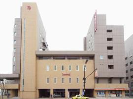 Asahikawa Toyo Hotel, Асахикава