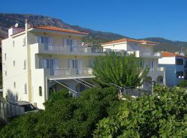 Hotel Filioppi, Ágios Kírykos