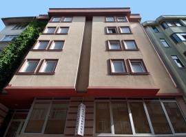 Haydarpasa Hotel, Estambul