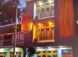 Wut Hmon Thit Motel, 蒲甘