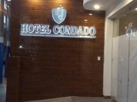 Hotel Condado, Pisco