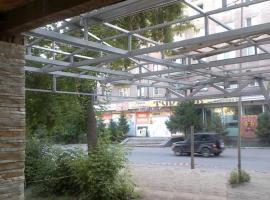 Polet Hotel, Omsk