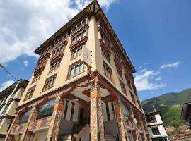 Hotel Thimphu Tower, Thimphu