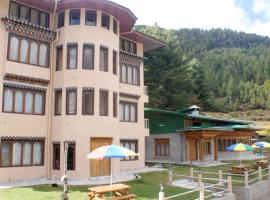Basecamp Hotel, Drugyel Dzong