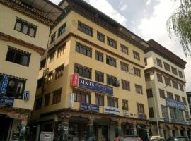 Hotel Shantideva, Thimphu