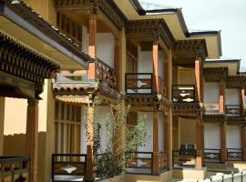 Tenzinling Resort, Paro