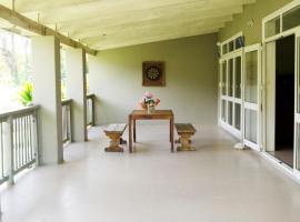 Motea Homes, Rarotonga