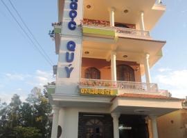 Ngoc Quy Motel, Trà Vinh