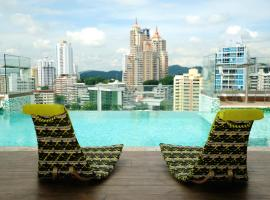 Best Western Plus Panama Zen Hotel, Panama (ville)