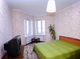 "Apartment ""Berloga 55"" on Transsibirskaya 6/1, Omsk"