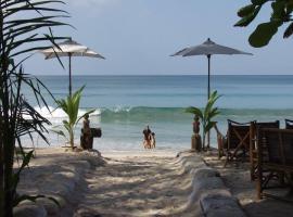 JJ Beach Resort & JJ Seafood, Ko Phayam