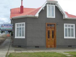 Hostal Doña Calletana, Punta Arenas