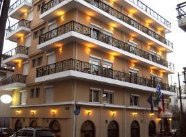 Hotel Alkyon, Aleksandropolis