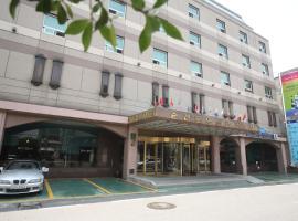 Suncheon Royal Tourist Hotel, Suncheon