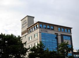 Residence Hotel Blue Ocean View, Ulsan