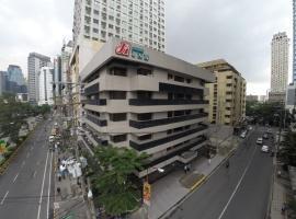 Jinjiang Inn Ortigas, Manila