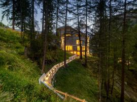 Owner's Lodge by CERVO Zermatt, 采尔马特