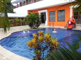 Hotel Puerto Libre, Puerto Barrios