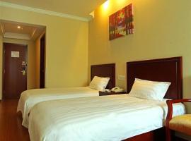 GreenTree Inn ShangHai South JiangYang Road South ChangJiang Road Express Hotel, Baoshan