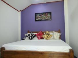 Living With Lankan, Katana West