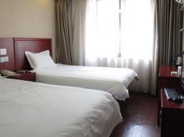 GreenTree Inn Shanghai Fengxian Xidu Business Hotel, Fengxian