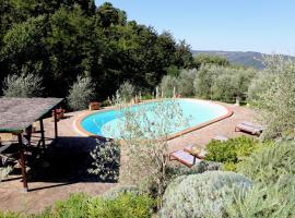 Chianti Panoramic Modern Villa, Greve
