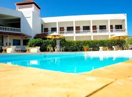 Galu Inn, Diani Beach