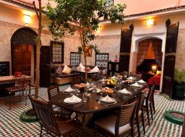 La Maison Nomade, Marraquexe