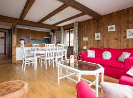 Apartment Cimeblanche 7, Verbier