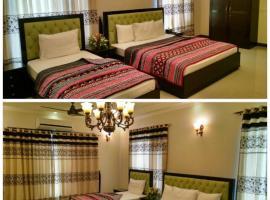 Elegance Services Guest House, Karāchi