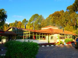 Le Bambou Gorilla Lodge, Ruhengeri