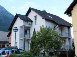 Apartments Hiša Brdo 48, Bovec