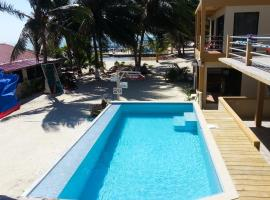 Alayna Ocean Views at The Club Caye Caulker, Caye Caulker