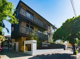 Aberlour Court by the Park, East Melbourne,