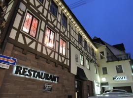 Hotel Restaurant Rössle