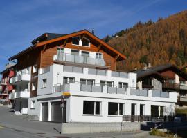 Haus Bergtreu, Saas-Grund