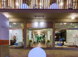 Hotel Royal, Colonia del Sacramento