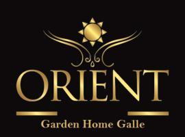 Orient Garden Home Galle, Galle