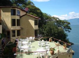Hotel Restaurante La Villa de los Dioses, San Antonio Palopó