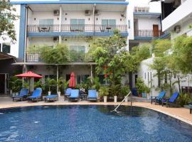 Billabong Hostel, Phnom Penh