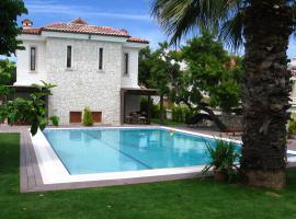Villa Nar, Çeşme